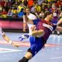 Unfall Handball