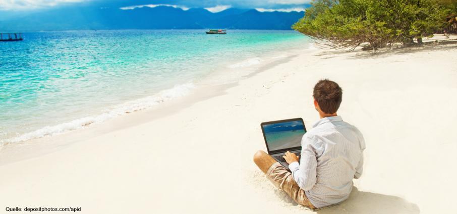 Versicherungsschutz für Work and Travel