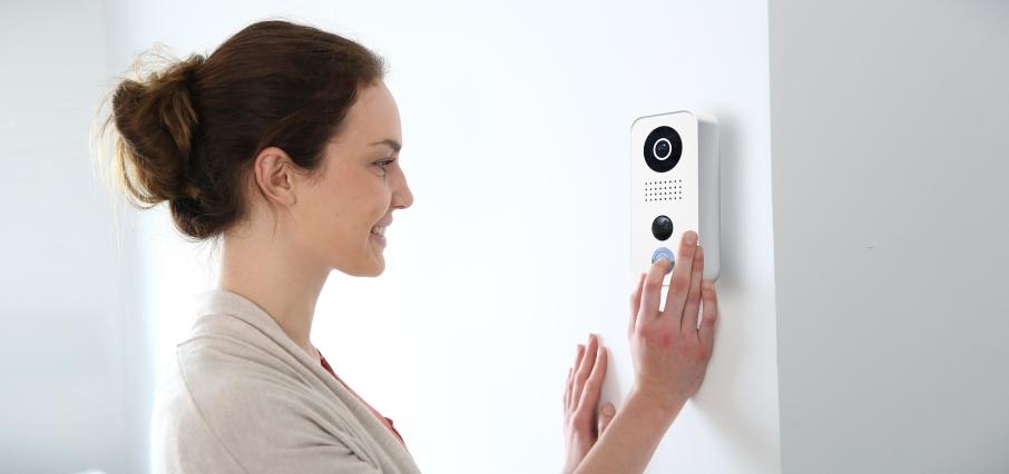 Mit DoorBird mehr Sicherheit für das eigene Heim und für Ihr Eigentum